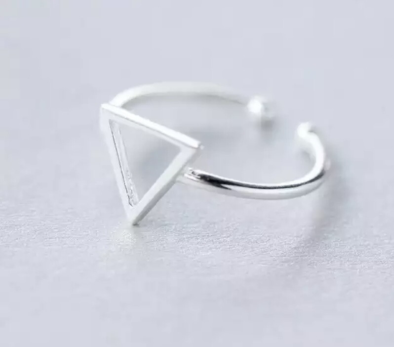 Triangle 925 Sterling Silver