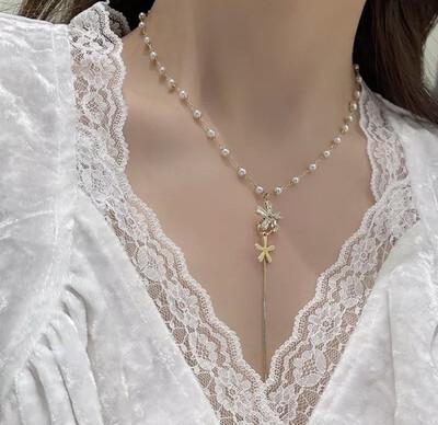 Lottie Pendant Necklace