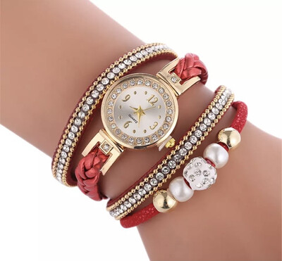 Quartz Watch Bracelet