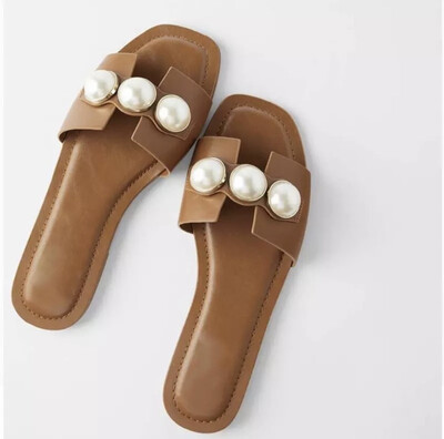 Leather Roman Style Sandals