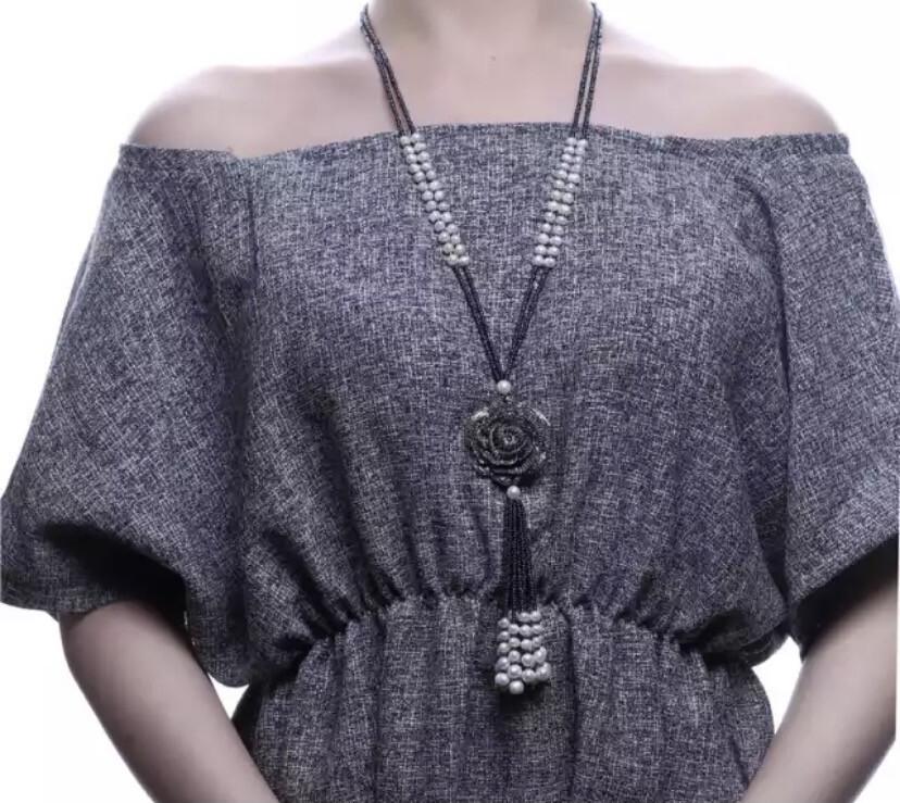Tori Pendant Necklace