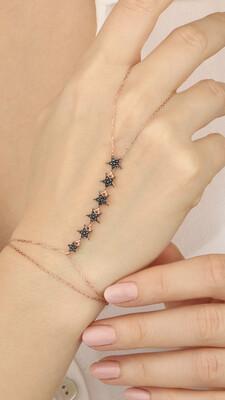 Shooting Star Ring Bracelet