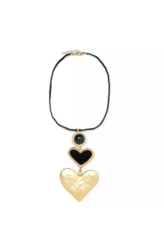 Zara Heart Necklaces