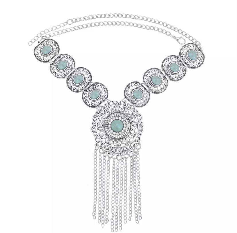 Boho Vintage Necklace