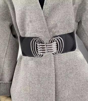 Wide Waistband Belt