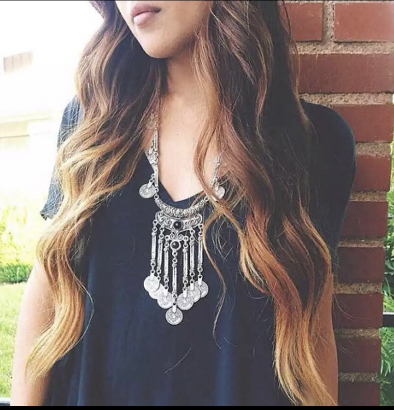 The Coin Pendant Necklace