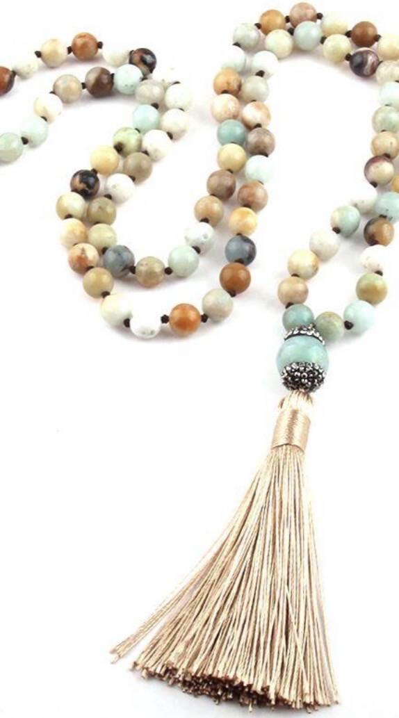 Lilybeth Necklace & Bracelet Set