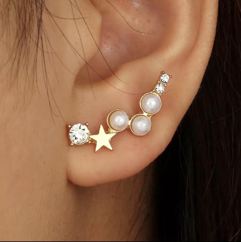 Climber Earrings