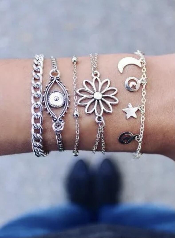 Celestial Bracelet Sets