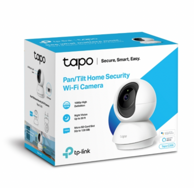 TP-Link Tapo C200 PTZ Home Security Wi-Fi Camera