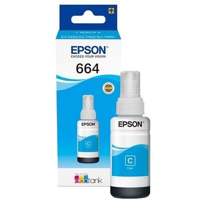 Epson 664 Cyan