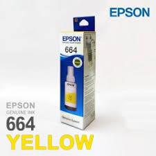 Epson 664 Yellow