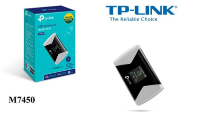 TP- Link M7450 Mobile Wi-Fi 4G+ 300Mbps LTE-Advance Mobile Wi-Fi