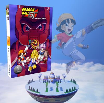Anime Comics - Dragon Ball GT - Tome 1 (Partie 2)