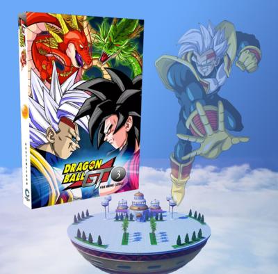 Anime Comics - Dragon Ball GT - Tome 3