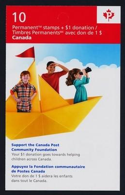 Canada B21a Booklet MNH Community Health