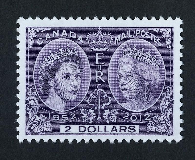 Canada 2540 MNH Queen Elizabeth Diamond Jubilee
