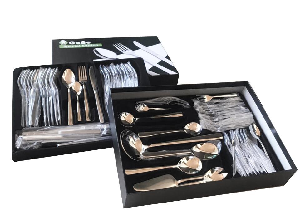 72-Pcs SS Cutlery Set