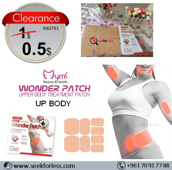 ​MYMI Wonder Slimming Patch - Up Body