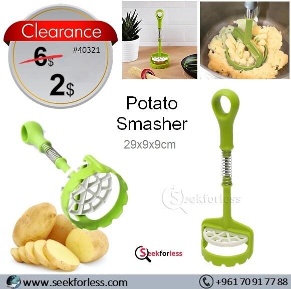 Potato Smasher
