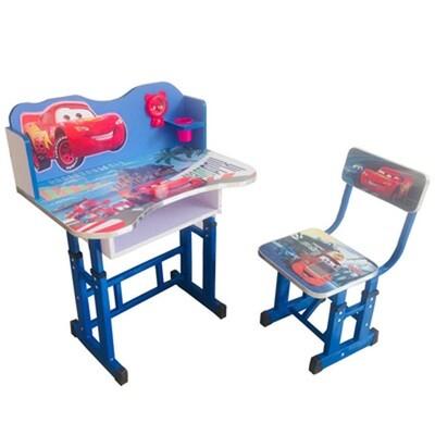 Wooden Desk & Chair