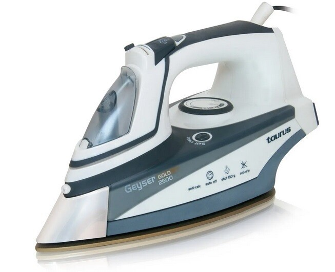 "​""TAURUS"" Steam Iron"
