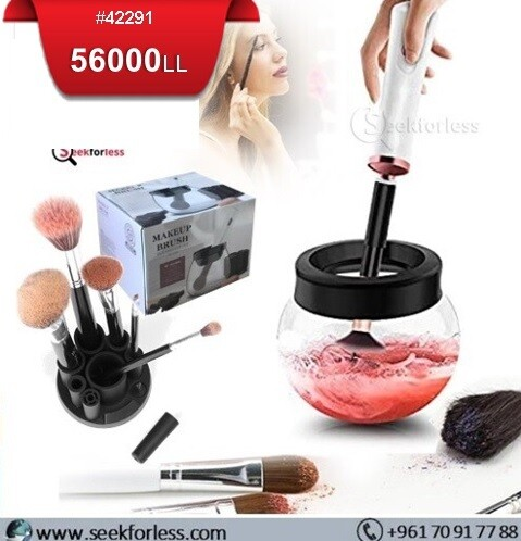 Brush Cleaner and Dryer Set