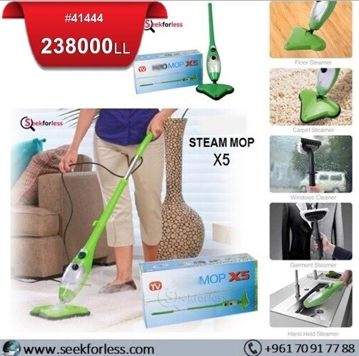Electric Steam Mop X5