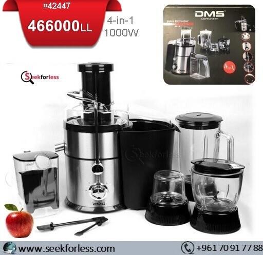 DMS 4-in-1 Juicer