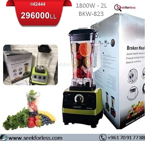 Electric Blender (BKW-823)
