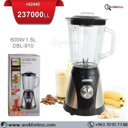 Electric Blender (DBL-910)