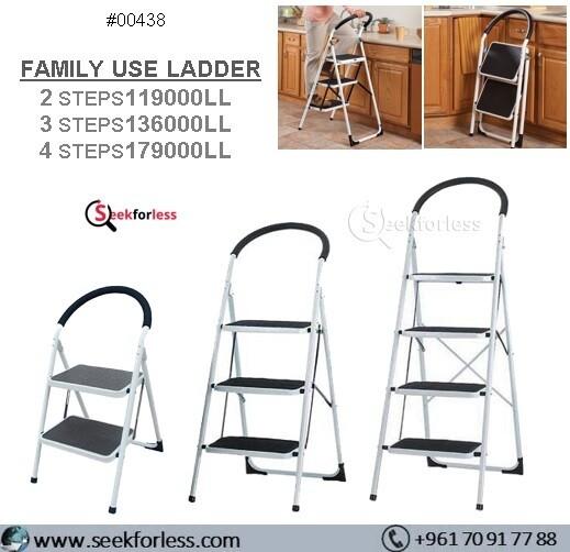 Family Use Ladder