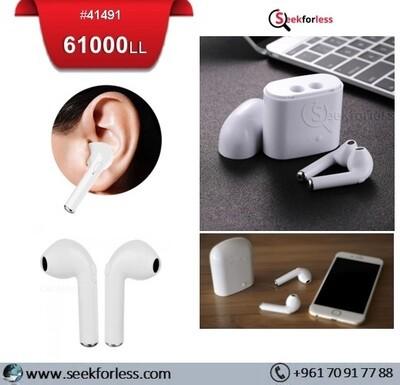 """i7"" Wireless Bluetooth Headset"