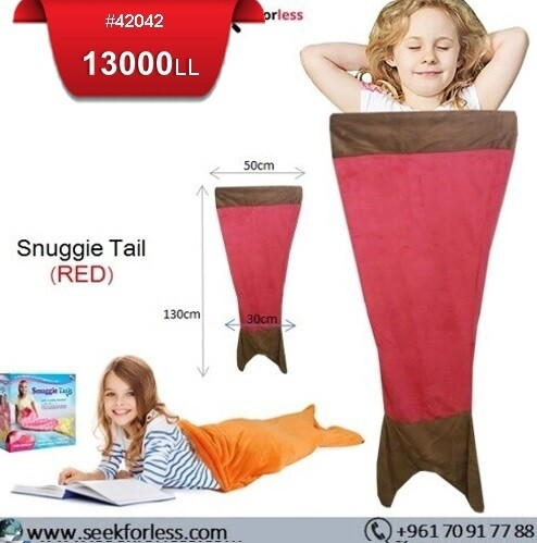 Snuggie Tail - RED