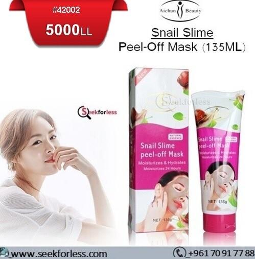 Snail Slime Peel-Off Mask