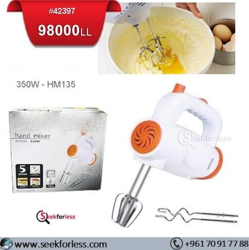 Hand Mixer HM135