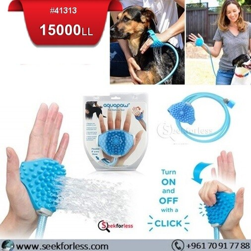 "​""Aquapaw"" Pet Bathing Tool"
