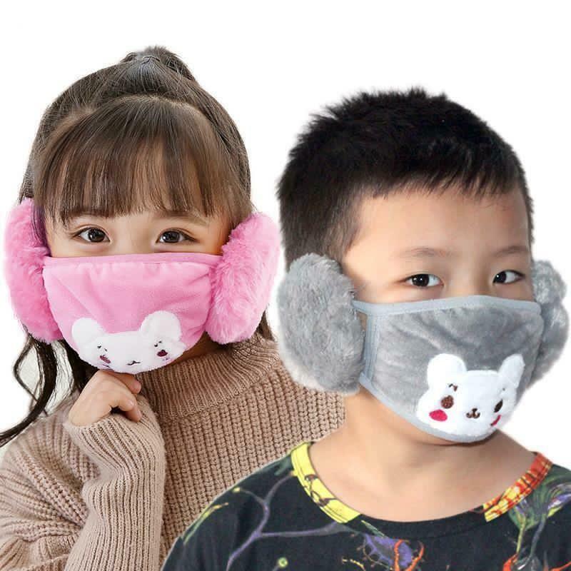 Mask & Earmuffs