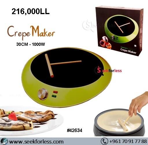 Electric Crepe Maker