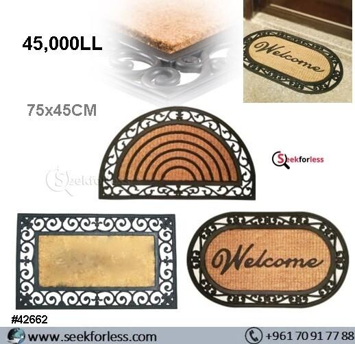 Rubberized Coir Door Mat (3)