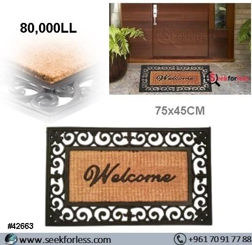 Rubberized Coir Door Mat (4)