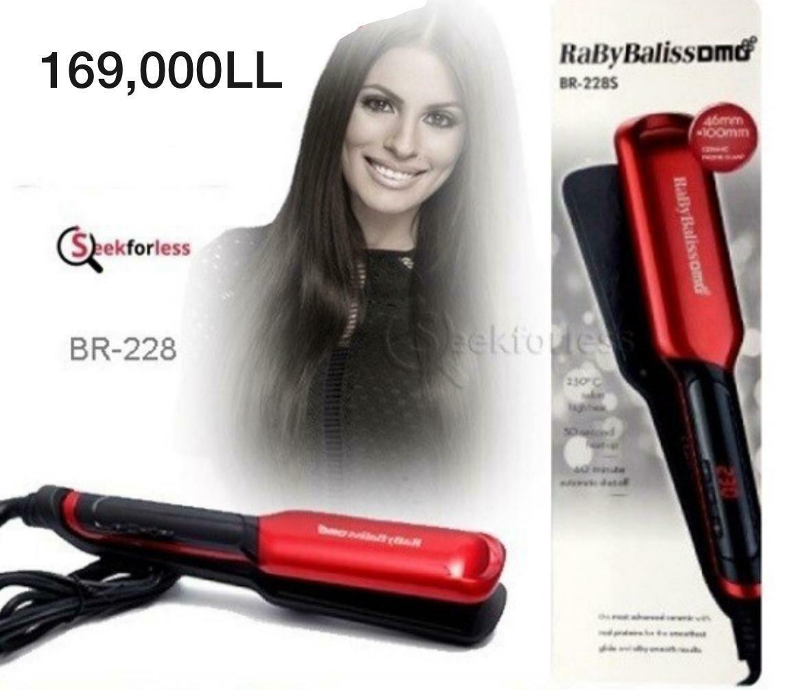 Hair Straightener (BR-228)