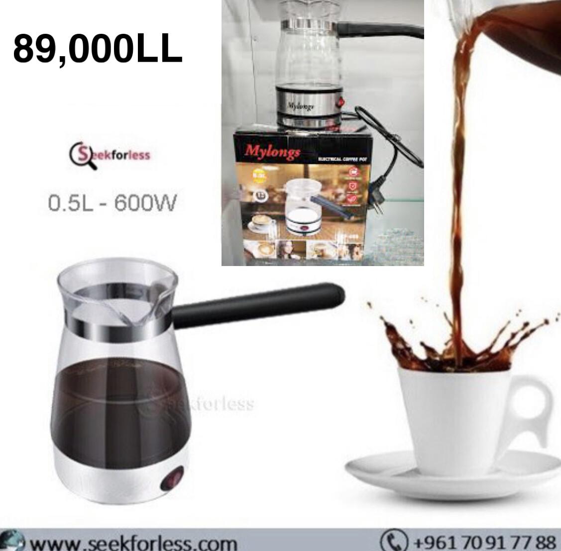 Electric Coffee Pot (KF-008)