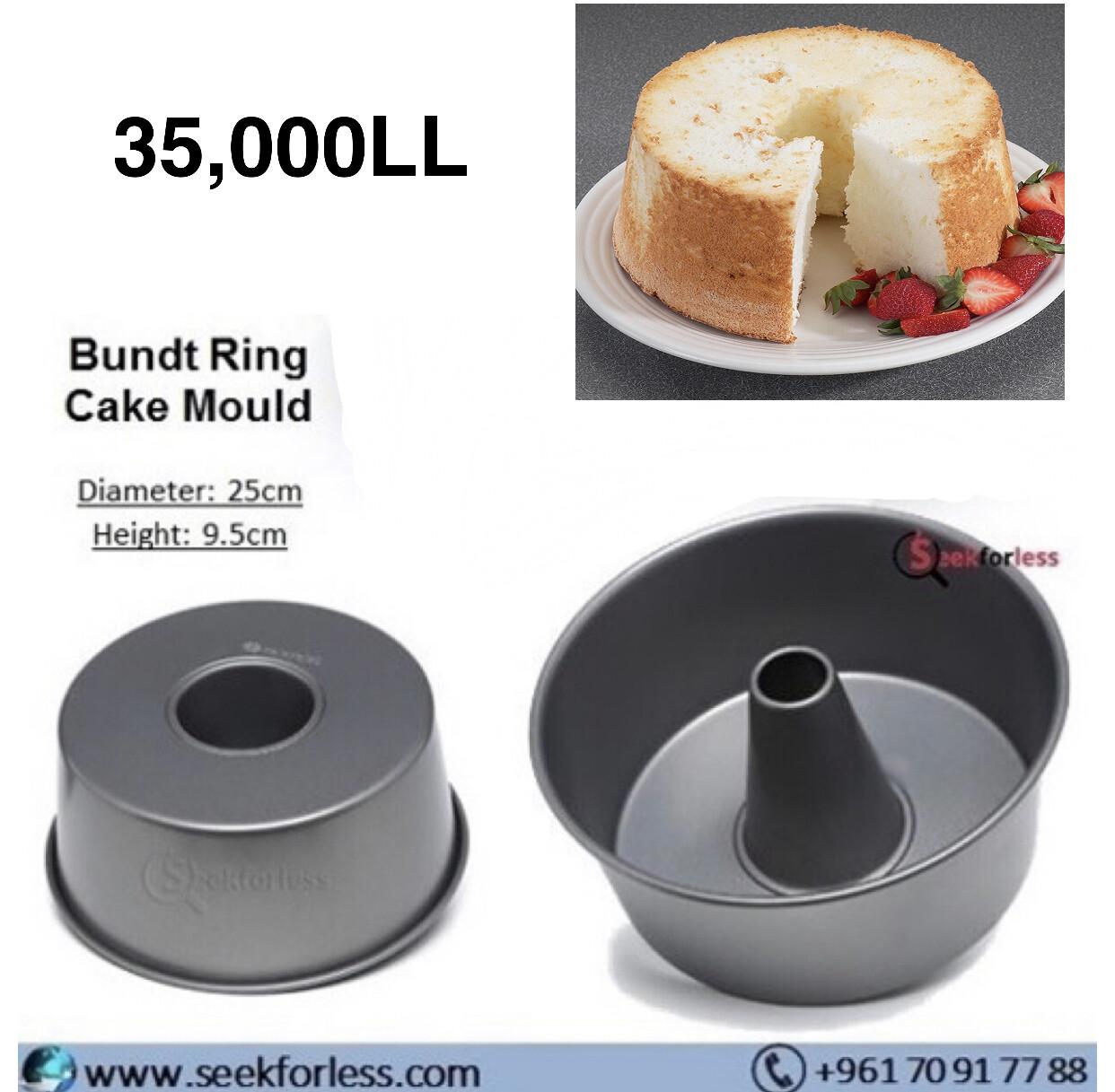 Bundt Ring Cake Mould