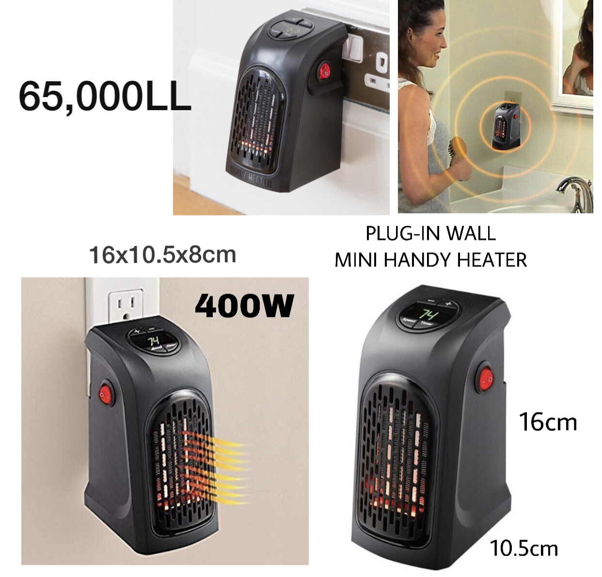 Mini Handy Heater