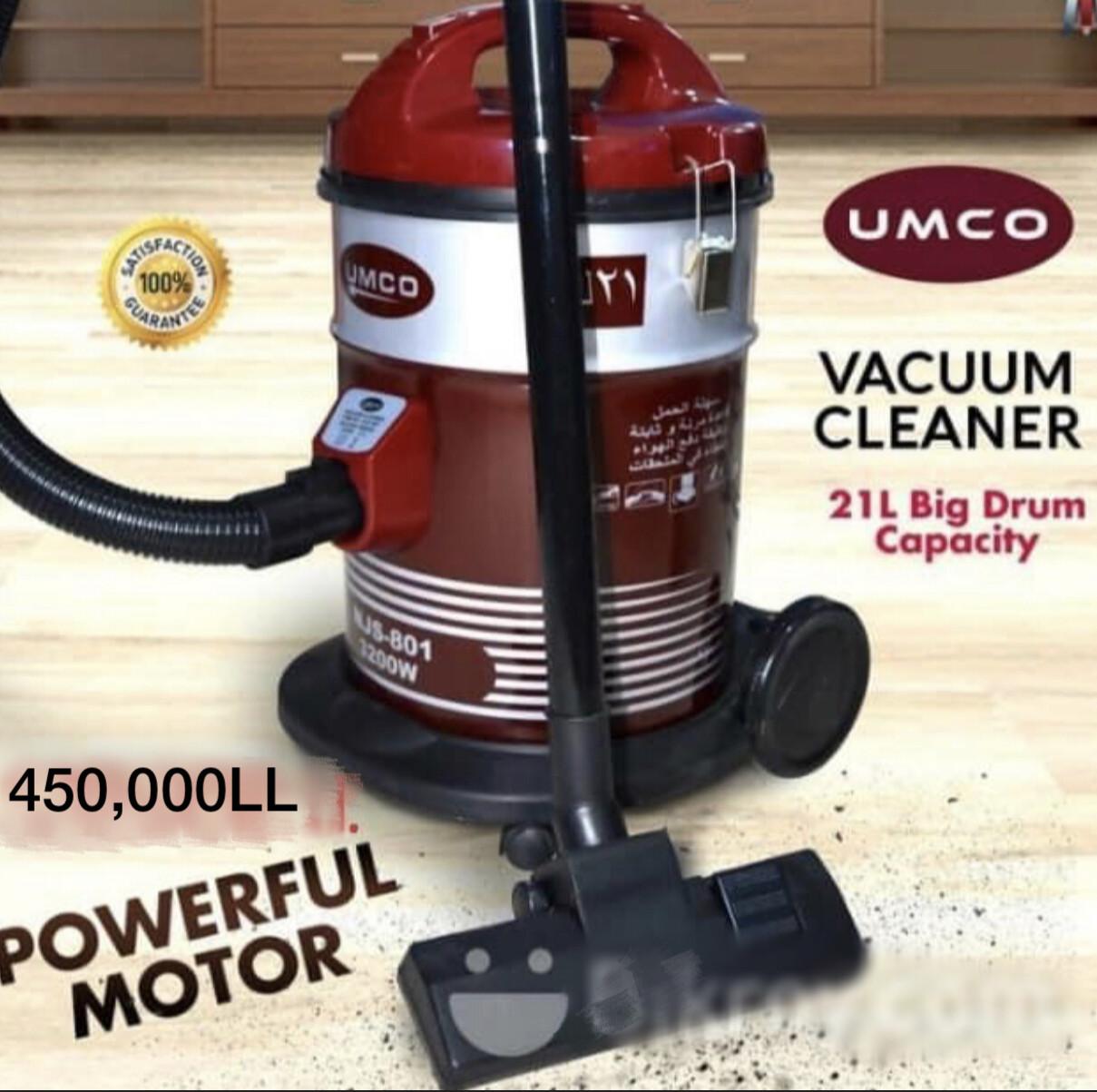 """""""UMCO"""" 21L Vacuum Cleaner"""