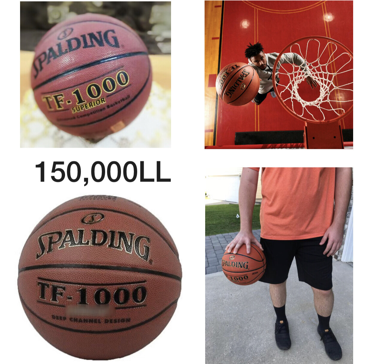 Basketball  TF-1000 Ball