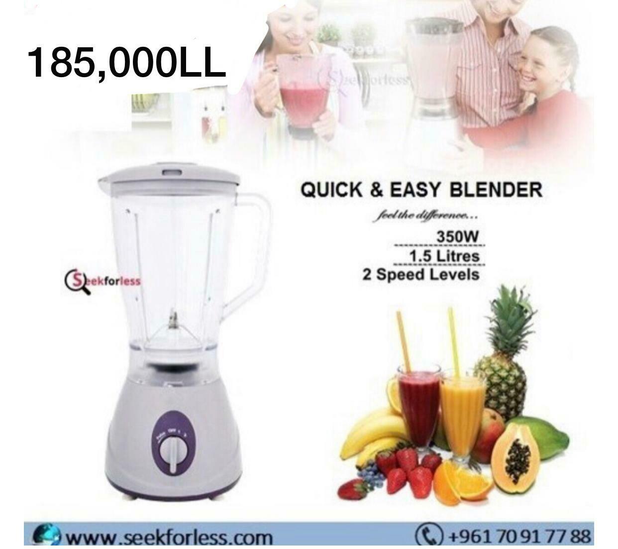 Quick & Easy Blender
