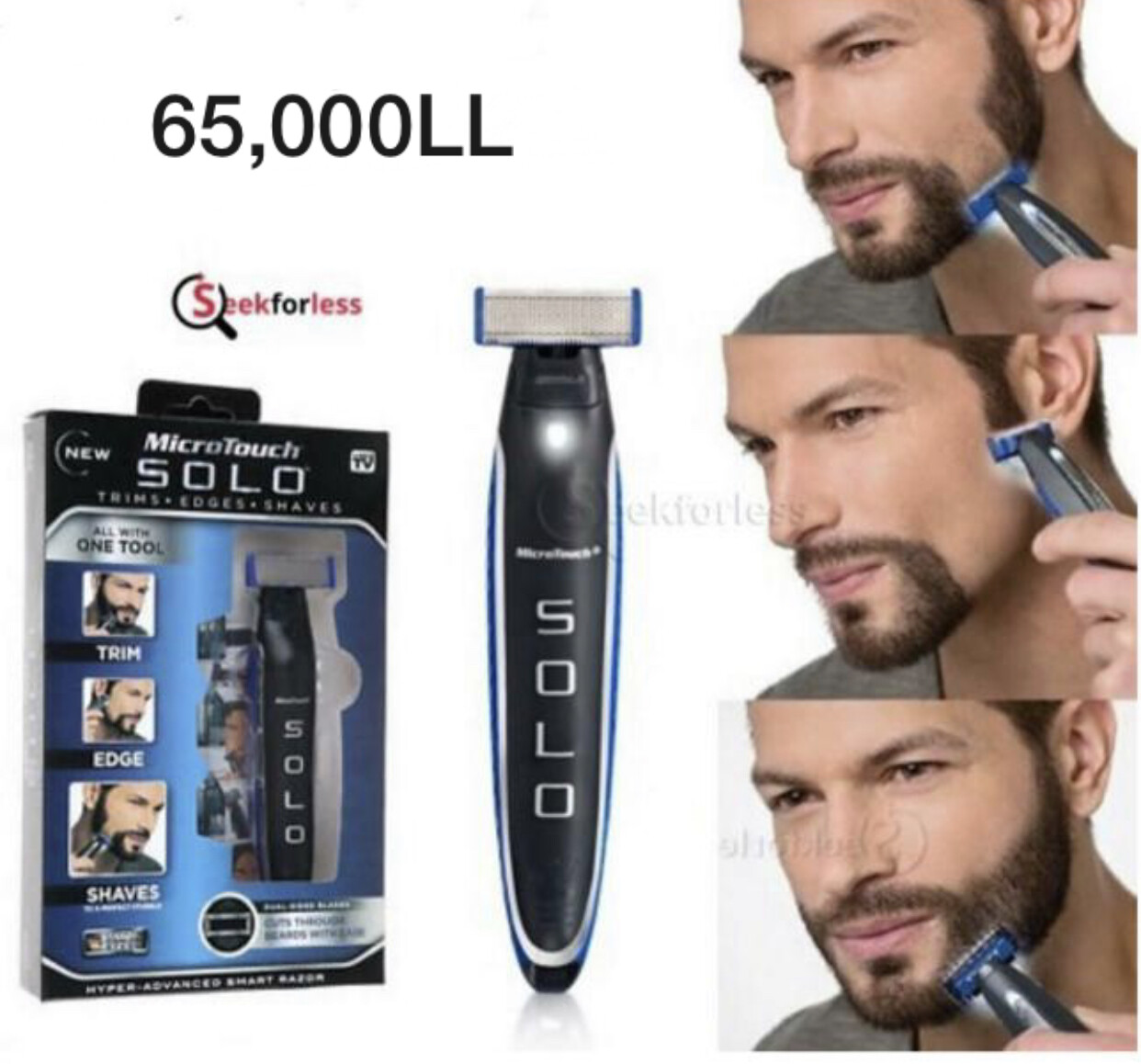 MicroTouch SOLO Shaver
