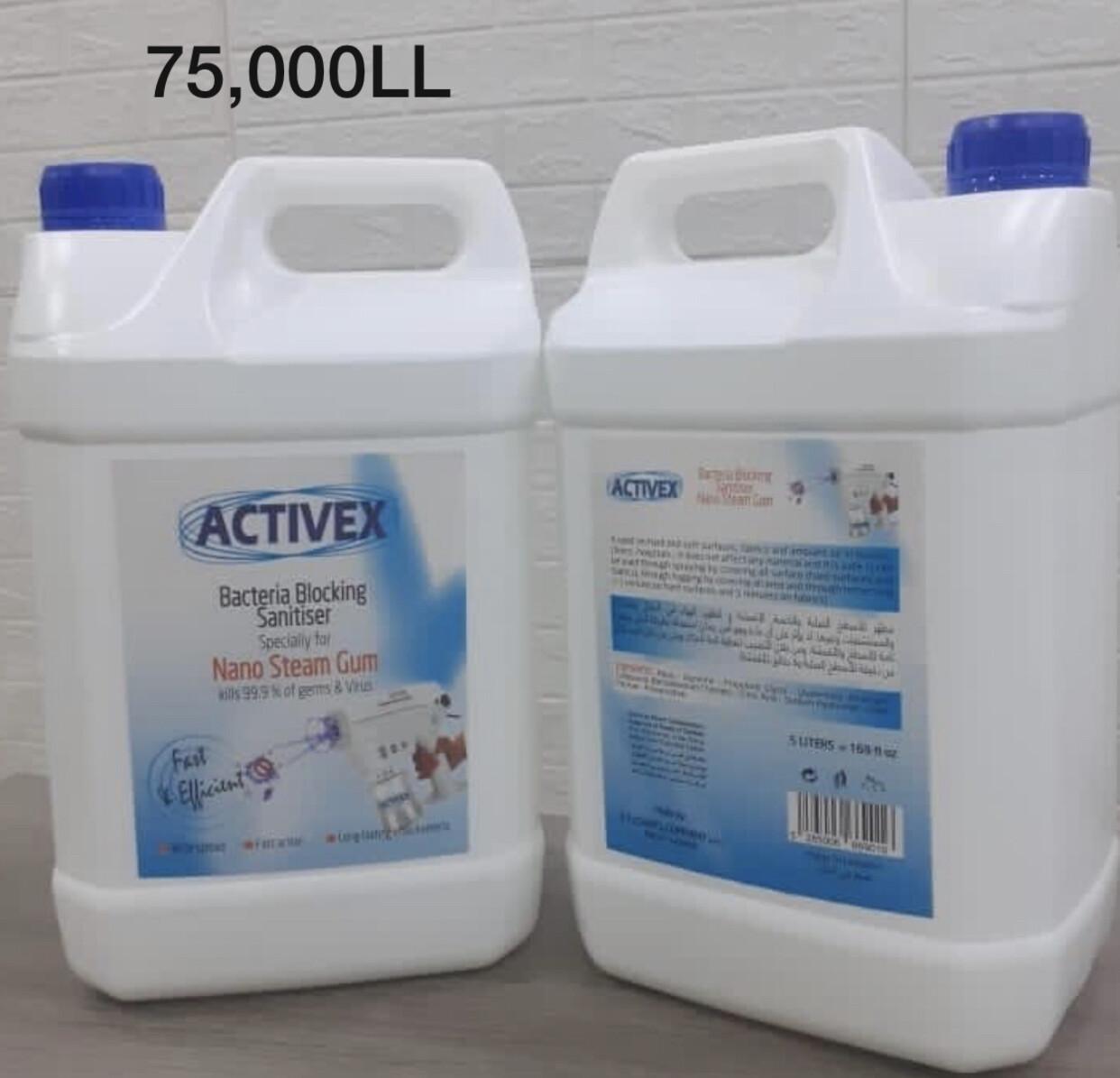 5L Sanitizer Gallon